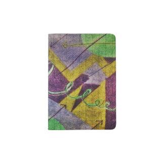 Support de passeport de LuckyPen Protège-passeport