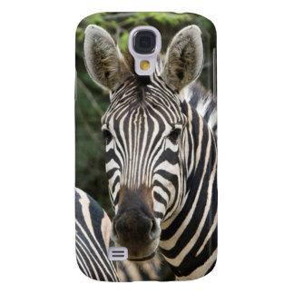 Support du zèbre de trois Burchell (Equus Coque Galaxy S4
