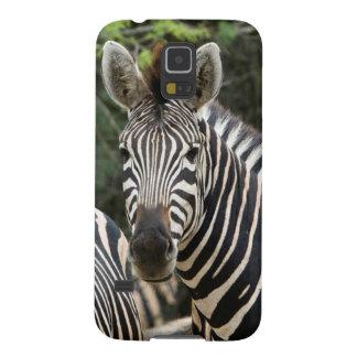 Support du zèbre de trois Burchell (Equus Coque Pour Samsung Galaxy S5