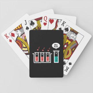 Support intéressant jeux de cartes