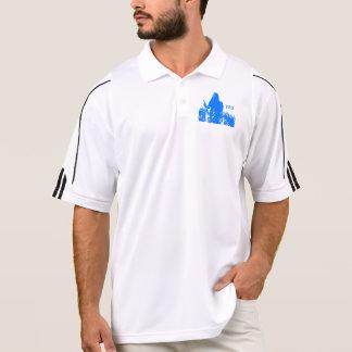 Support Scotland Custom Adidas Mens Polo Polo