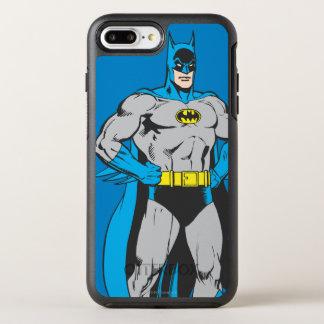 Supports 2 de Batman Coque OtterBox Symmetry iPhone 8 Plus/7 Plus