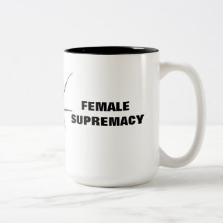 SUPRÉMATIE FEMELLE TASSE