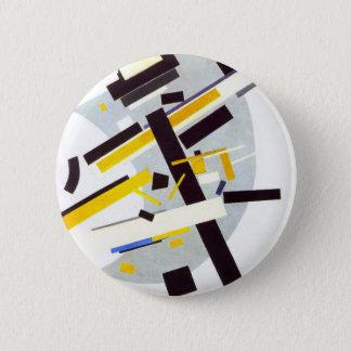 Suprematism par Kazimir Malevich Badge