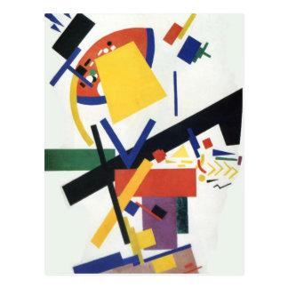 Suprematism par Kazimir Malevich Cartes Postales