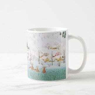 Sur le lac congelé 1987 mug