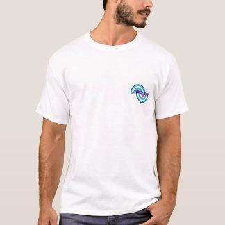 Sur le T-shirt des hommes limite-- nouveau logo