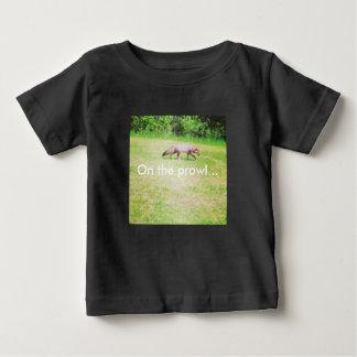 Sur le vagabondage… t-shirt pour bébé