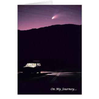 Sur mon voyage… Carte