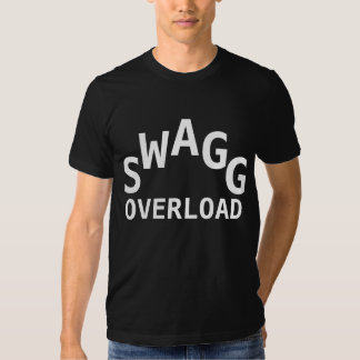 Surcharge de Swagg T-shirts