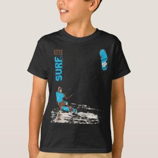 surf de cerf-volant t-shirt