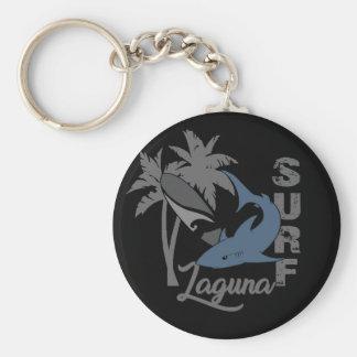 Surf - Laguna Porte-clé Rond