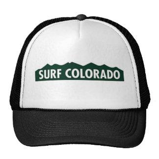"""""""surf le Colorado"""" le COLORADO DRÔLE SURFANT Casquette De Camionneur"""