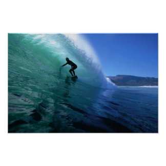 Surfer le tube posters