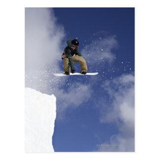 Surfeur 2 carte postale