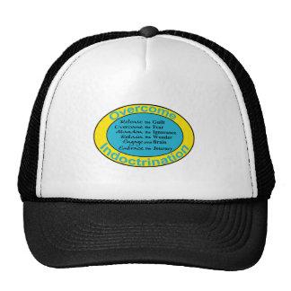 Surmontez l'endoctrinement casquettes
