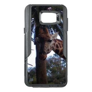 Surveillance de girafe,