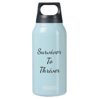 Survivant dans la bouteille d'eau de Thriver Sigg