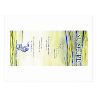 Suscipe (prière de St Ignatius) Carte Postale