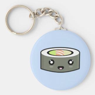 Sushi de Kawaii Porte-clés