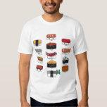 Sushi de sushi t-shirts