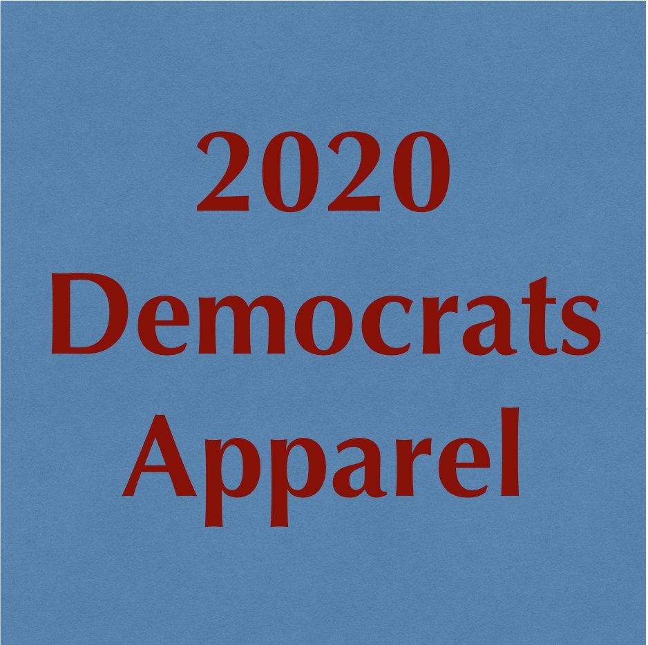2020 Democrats Apparel
