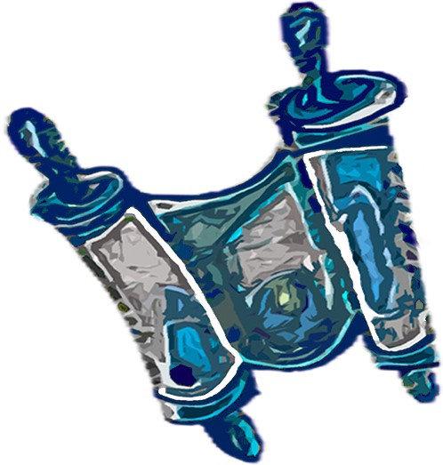 TORAH CLASSIC Bar Mitzvah Invites