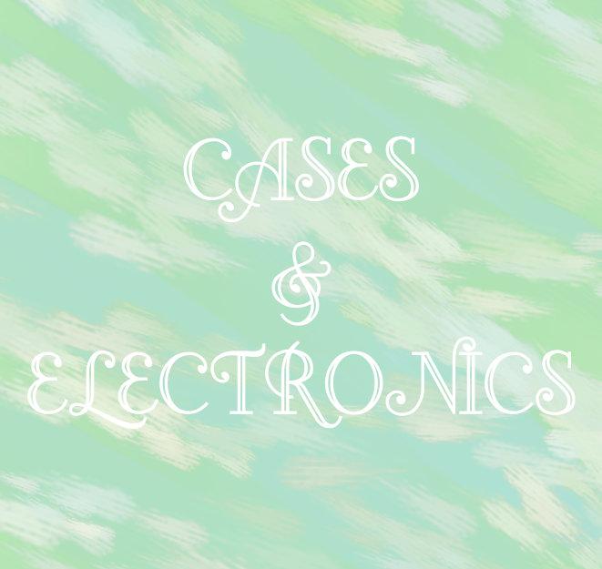 Cases/Electronics