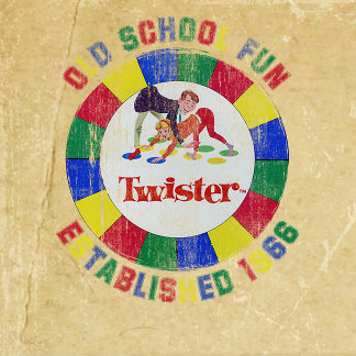 Twister Badge