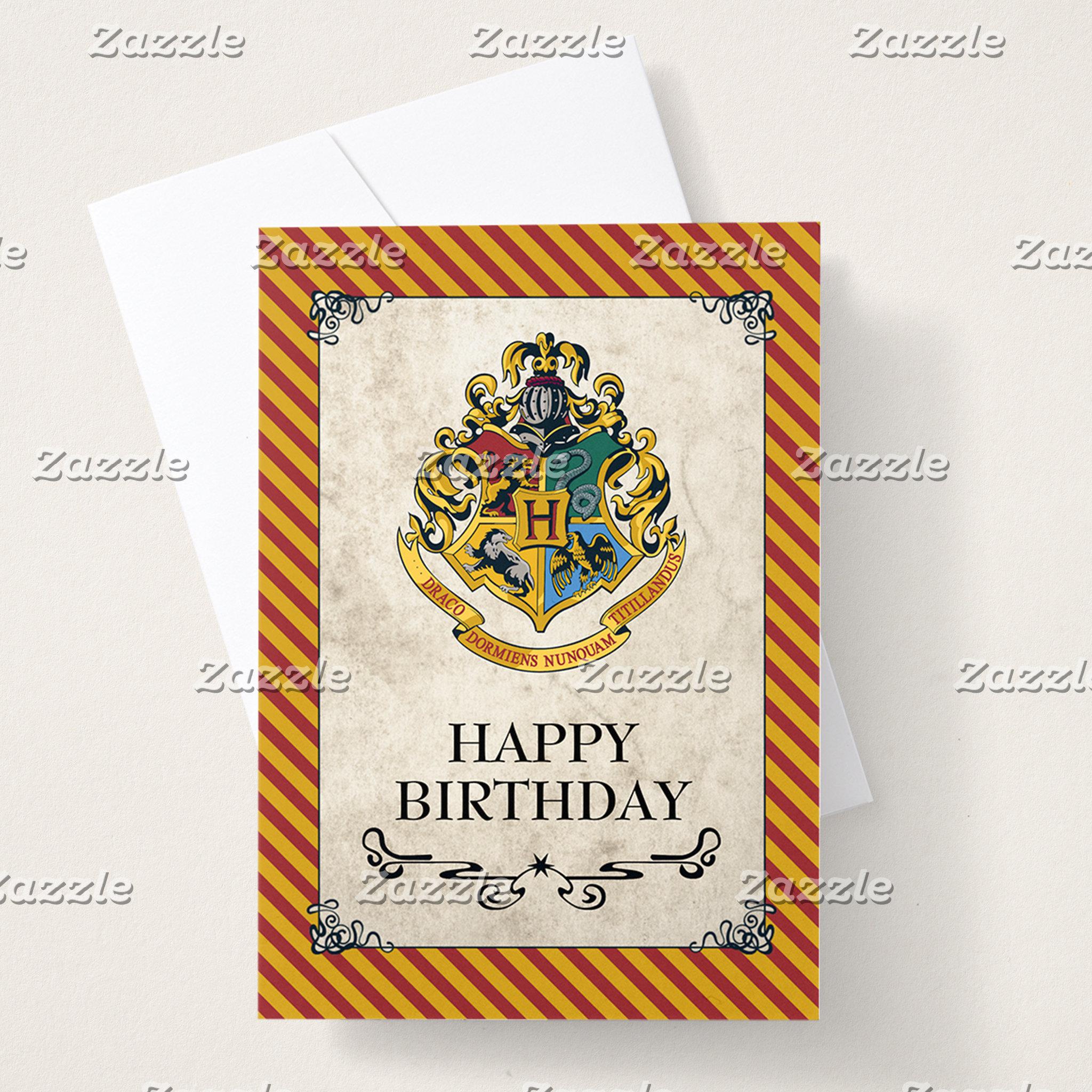 Harry Potter Birthday