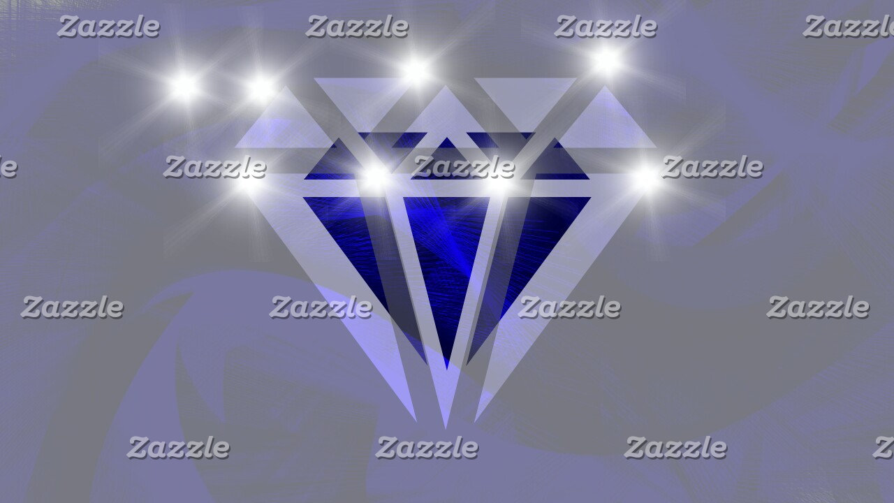 Blue diamond collection