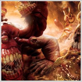 Dante's Inferno - Gluttony Poster