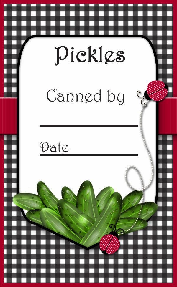 Cucumber - Pickles
