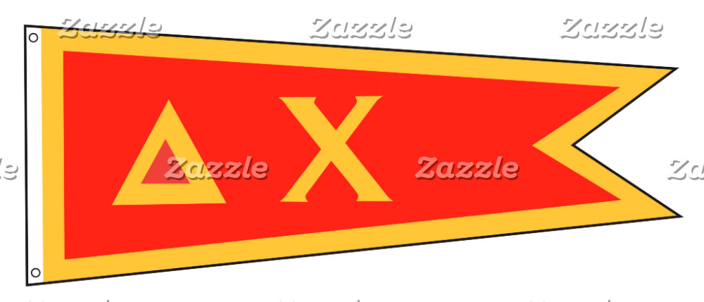 Delta Chi Flag