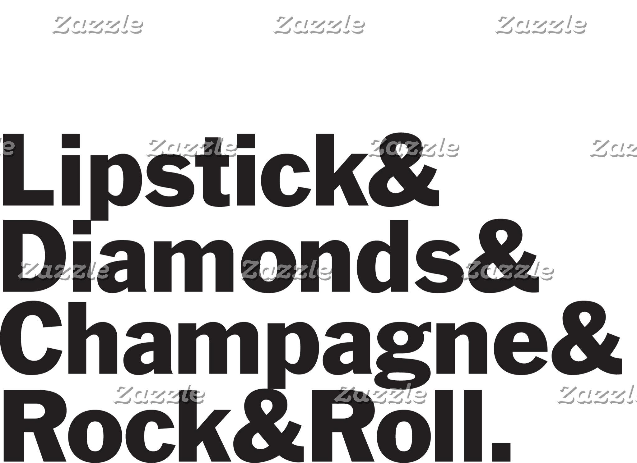Diamonds & Champagne