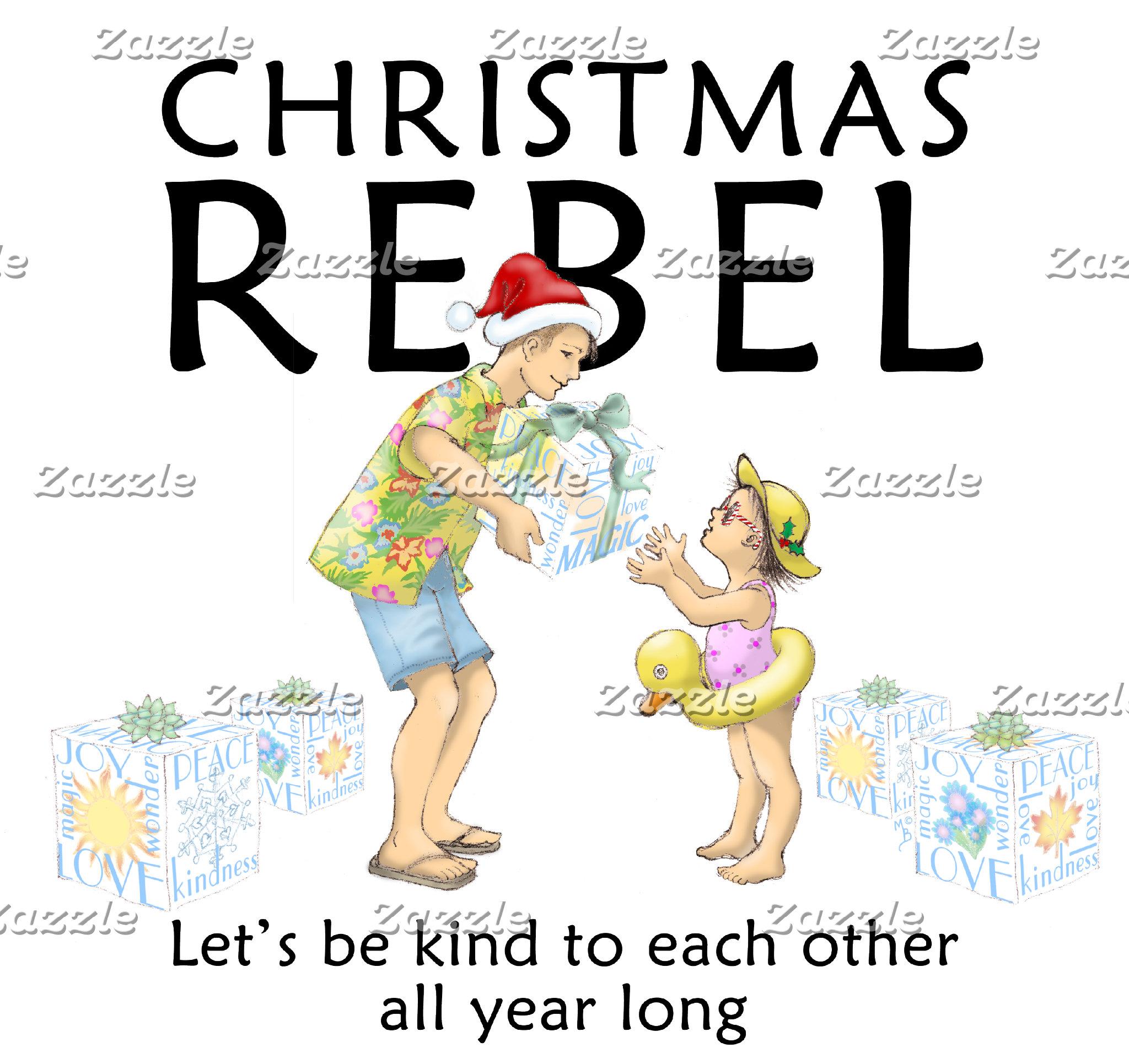 Christmas Rebel