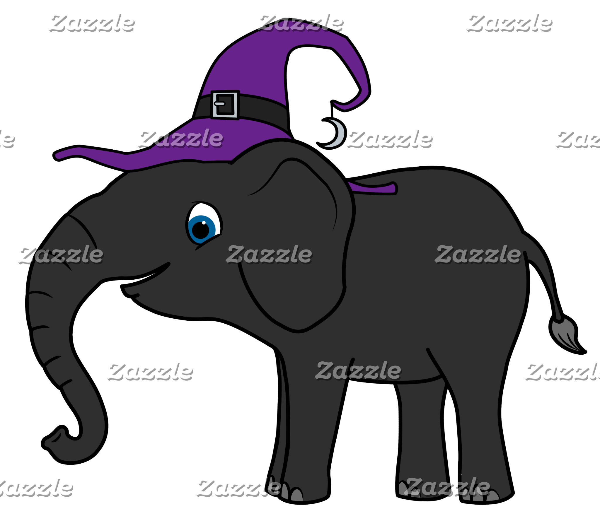 Halloween Elephants