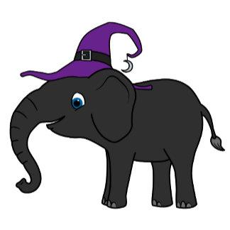 Halloween Elephants