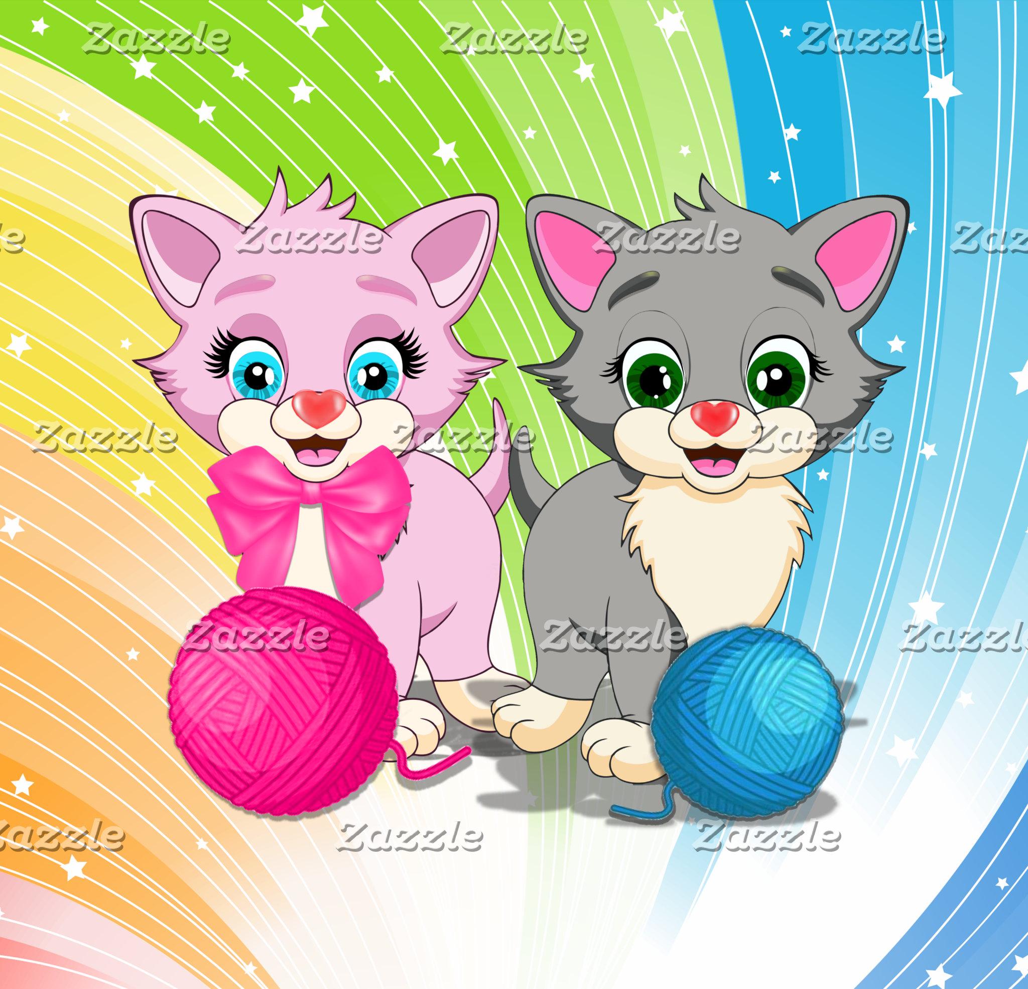 The Cutie Kittens