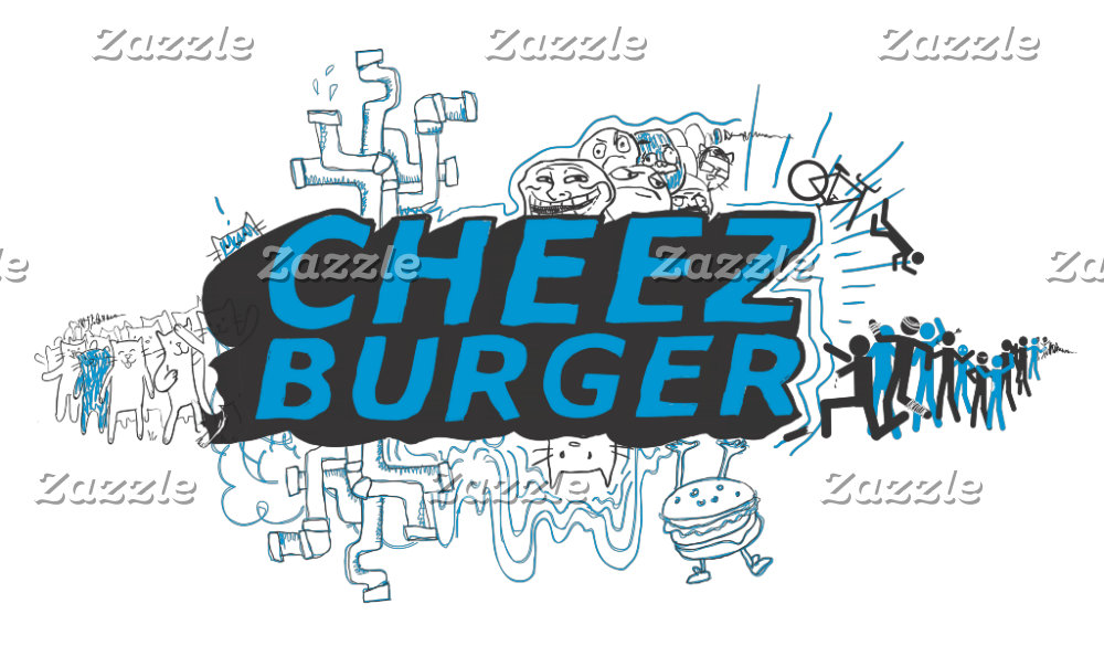 Cheezburger Scribble logo