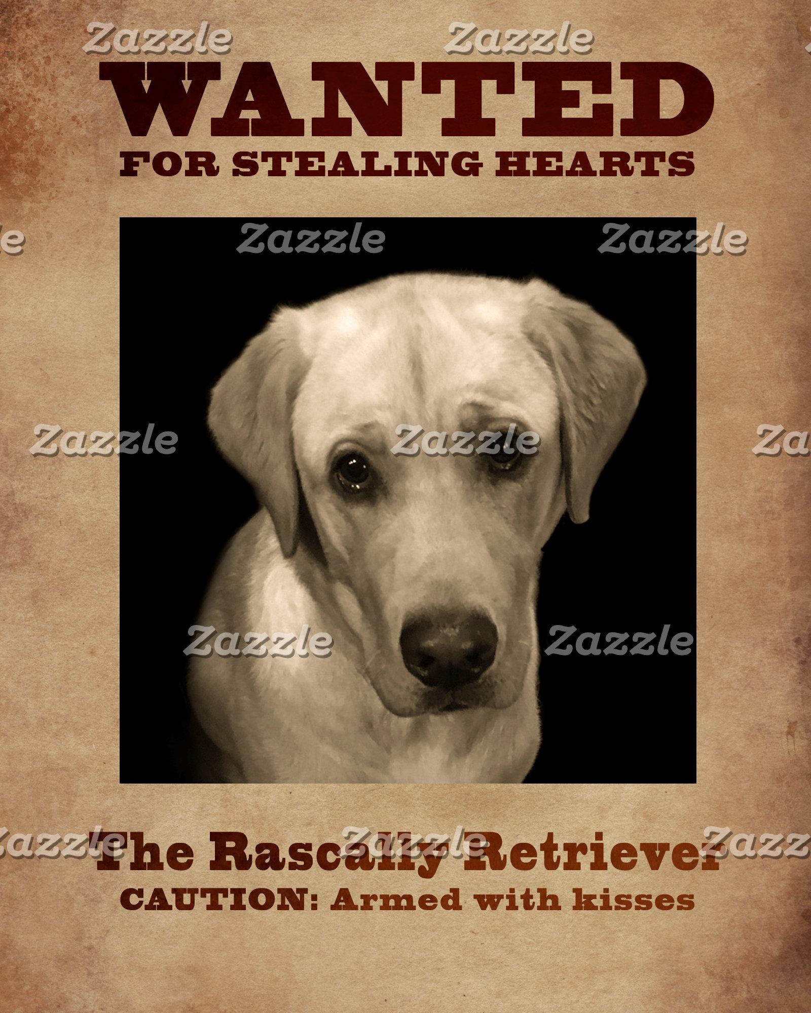 The Rascally Retriever