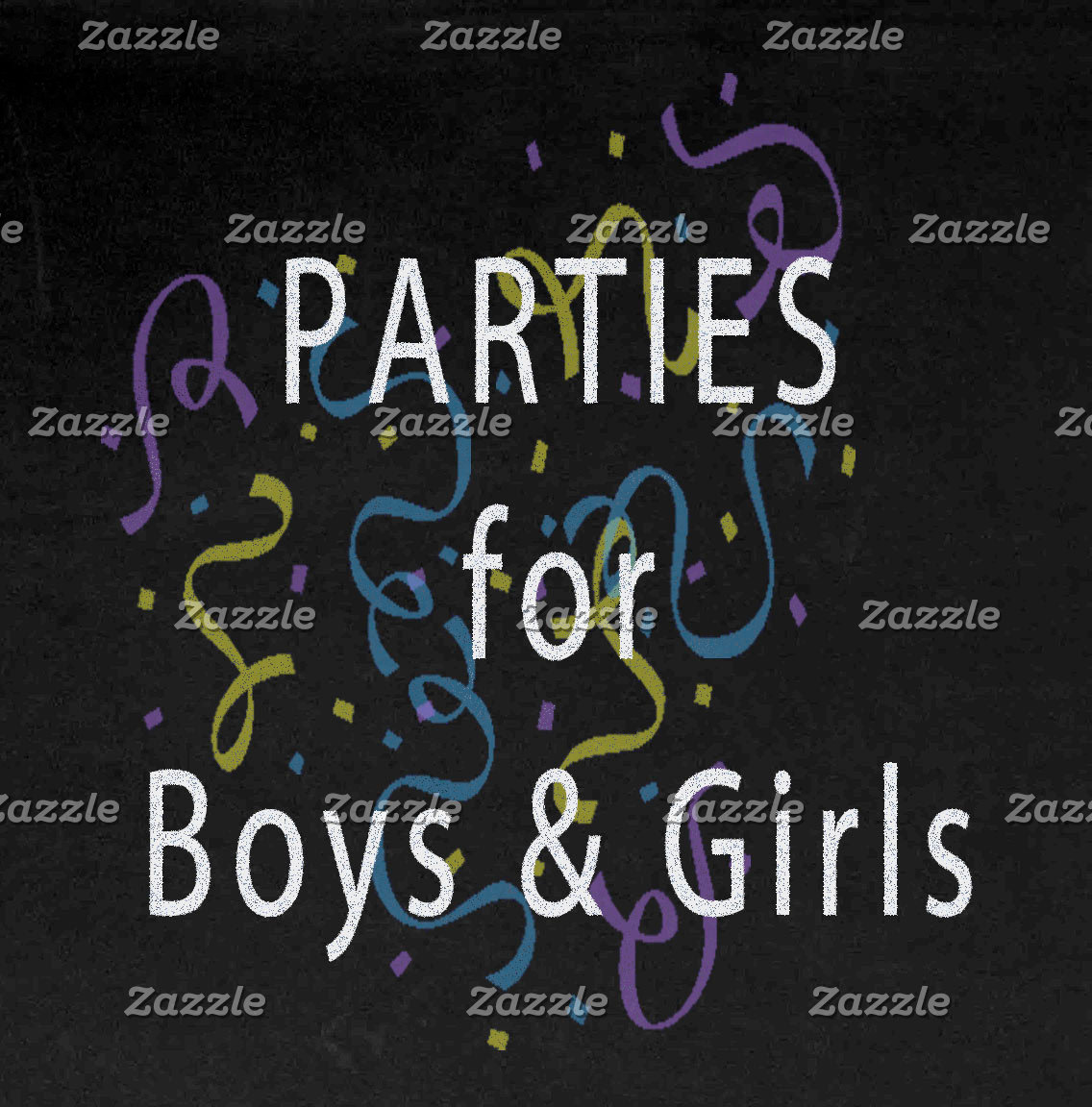 Parties for Boys and Girls