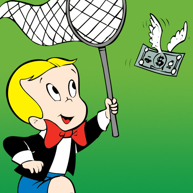 Richie Rich with Net