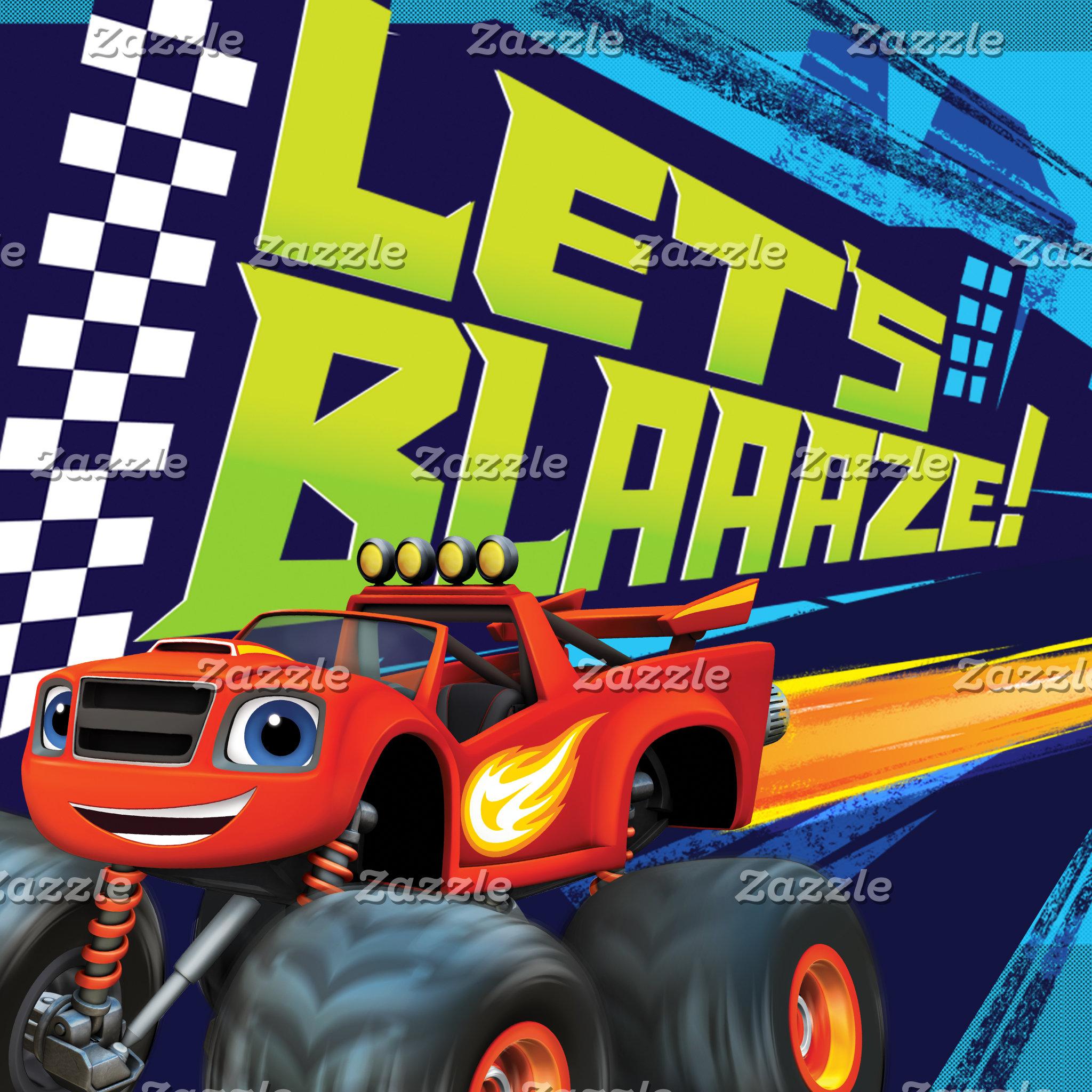 Let's Blaaaze!