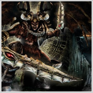 Dante's Inferno - Fraud Poster