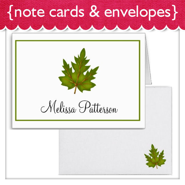 Notecard & Envelope Sets