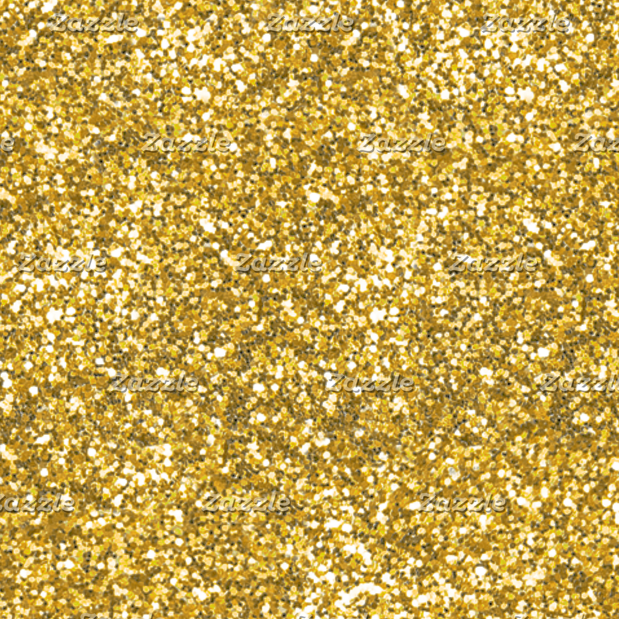 Gold glitter glamour