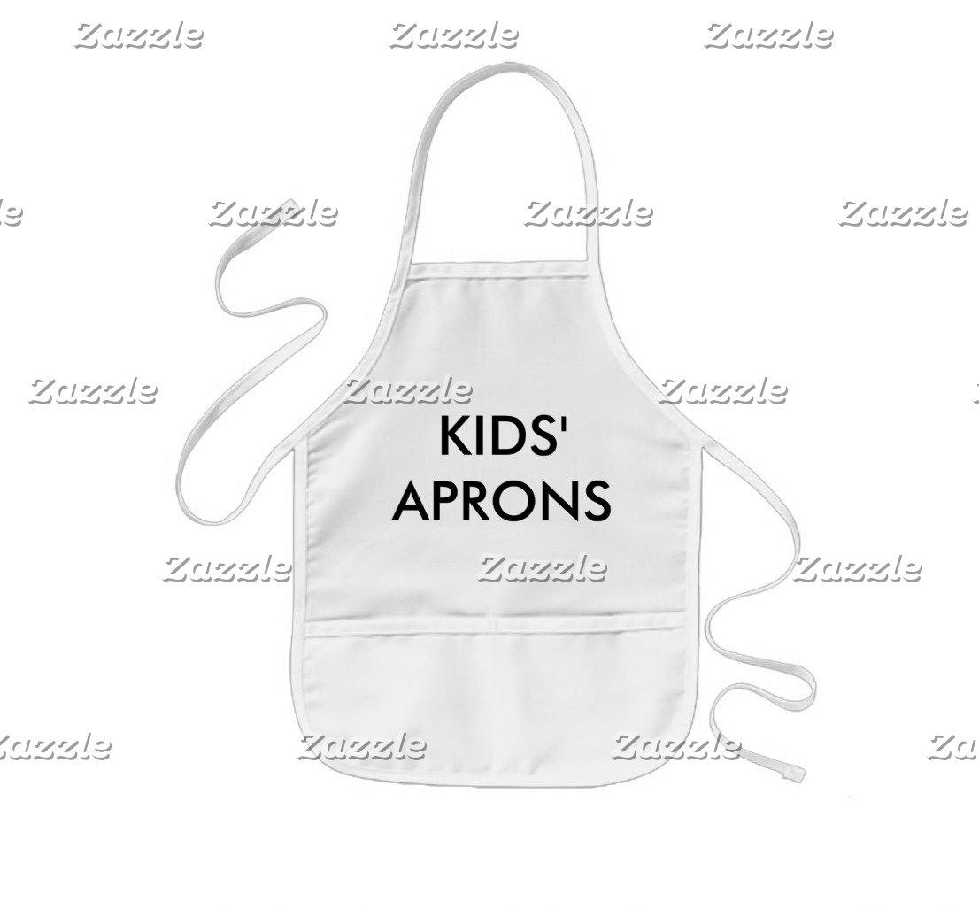 Kids' Aprons