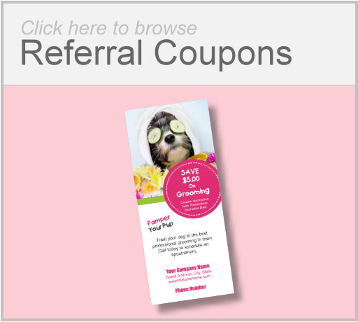 Referral Coupons
