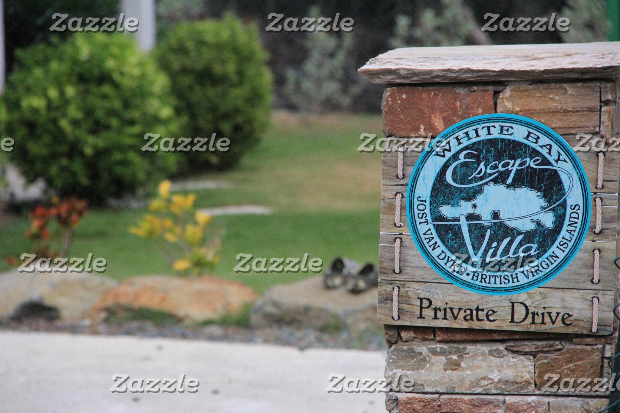 Escape Villa Logo Gear